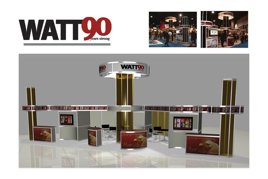 WATT-tradebooth